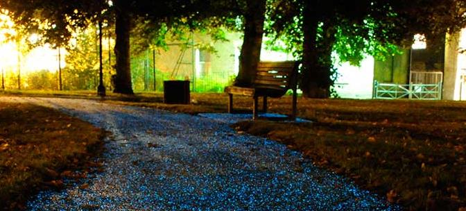 Warum Fahrradbeleuchtung, wenn die Straße leuchtet?