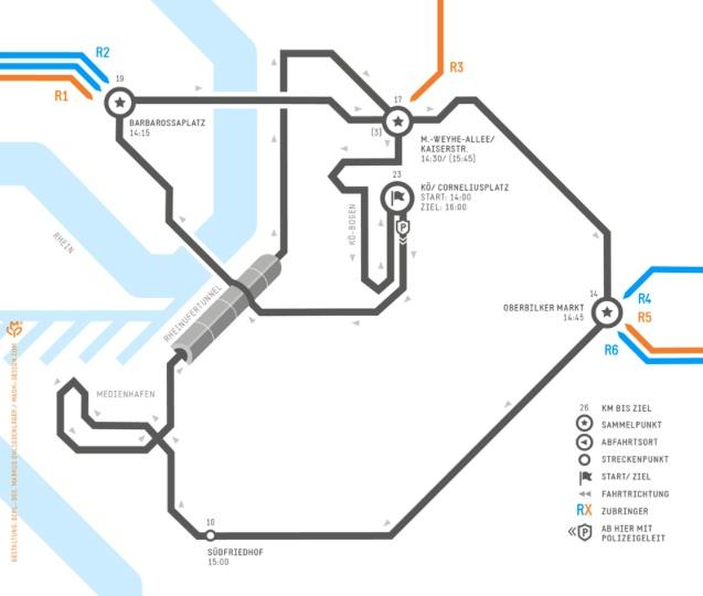 JugendstilBikes_Sternfahrt_Karte