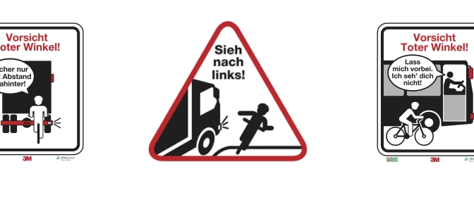 Vorsicht Toter Winkel