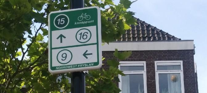 Das niederländische Radverkehrsnetz