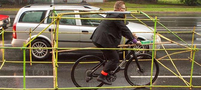 Wenn mein Fahrrad ein Auto wäre