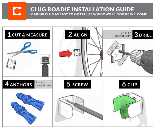Clug Installation