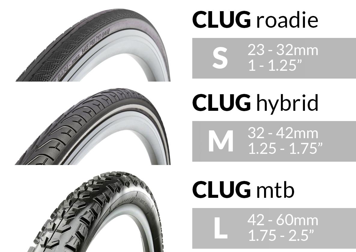 Varianten Clug (c) getclug.com