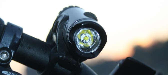 Lezyne Micro Drive Fahrradlampe im Test
