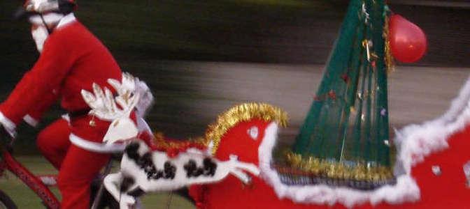 Weihnachtsgeschenke für Fahrradfahrer