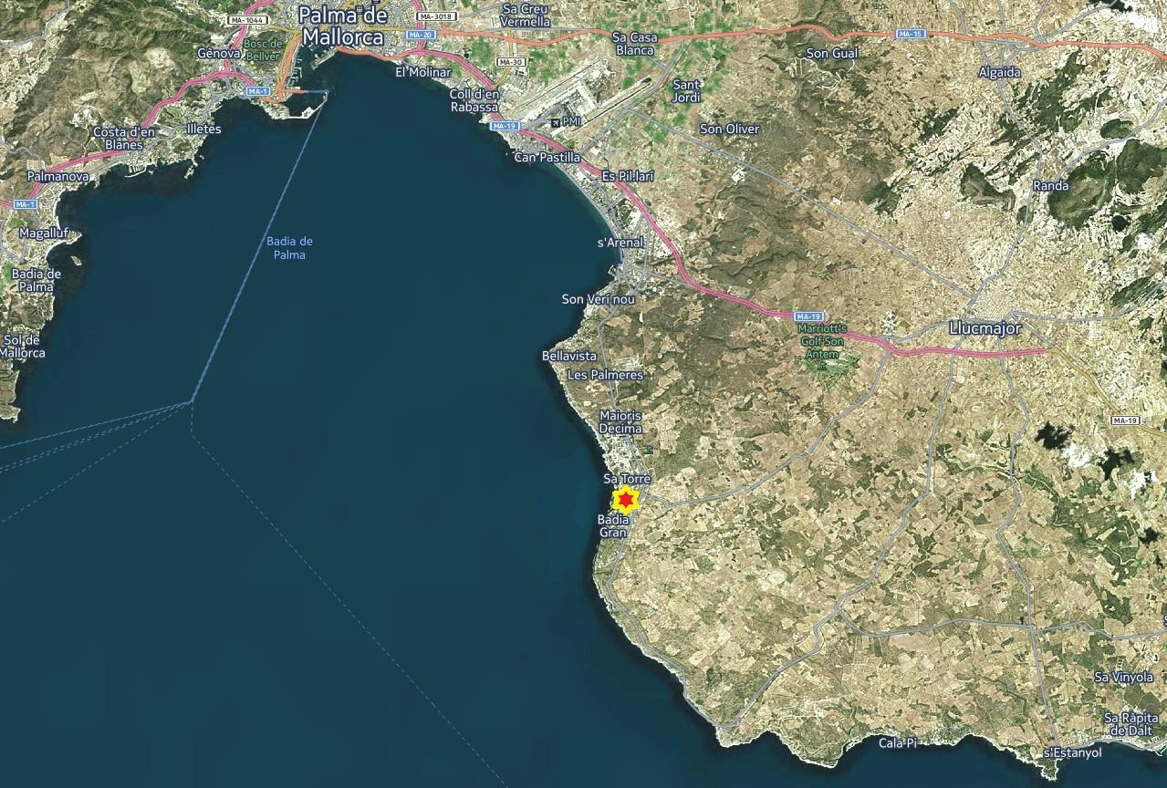 Map Badia Blava, Letzte Vorbereitungen...