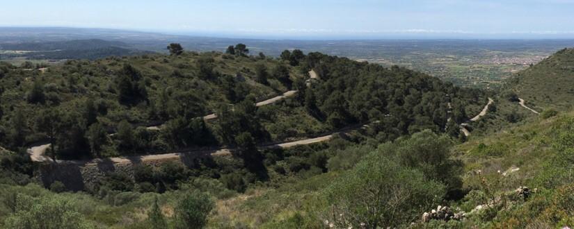 Mallorca 2015 – Tag 2, der erste Berg