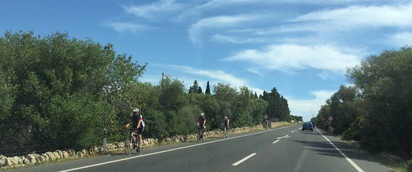 Mallorca 2015 – Ankunft