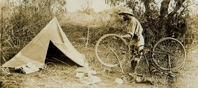 Abschleppdienst für das Fahrrad