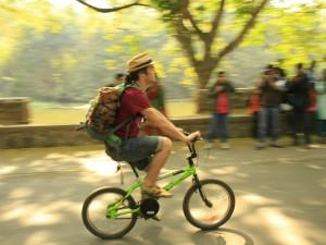 JugendstilBikes Grüßen Commuter