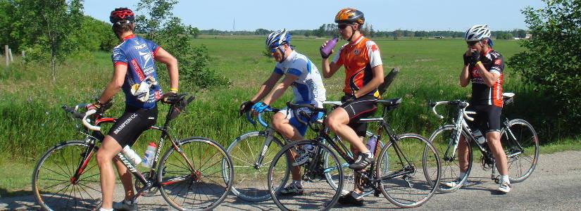 Tour de France Fahrer müssen auch aufs Klo
