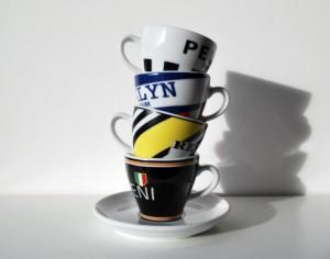 JugendstilBikes Weihnachtsgeschenke Espresso Tassen