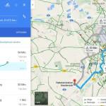 JugendstilBikes Fahrradtouren planen Google Maps Fahrrad