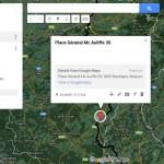 JugendstilBikes Fahrradtouren planen Google MyMaps