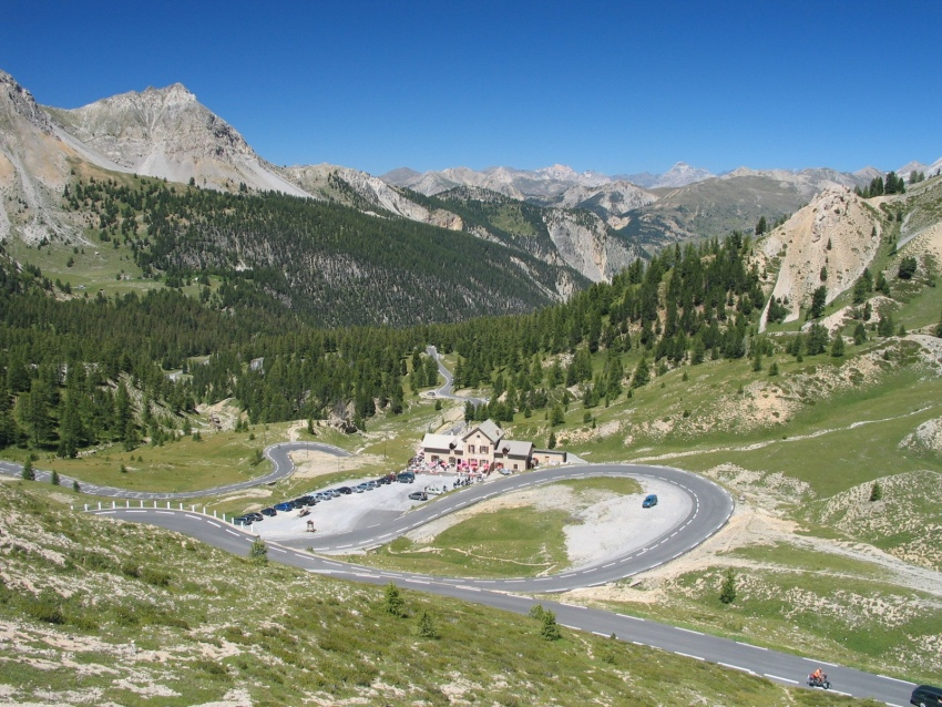 Col d'Izoard, Stefan Brunker CC3.0